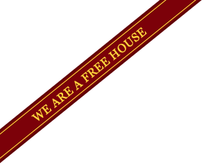 We are a Free House